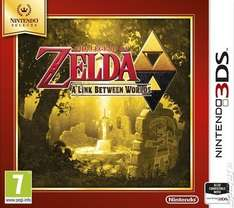 Legend of Zelda - A Link Between Worlds (preowned) at Music Magpie for £8.72