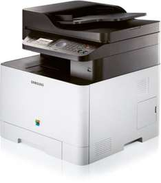 Samsung CLX-4195FN Multi-Function A4 Colour Laser Printer at Ebuyer for £159.98