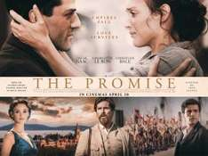 SFF - The Promise - 25th April 18:30/19:00 @ Odeon/Showcase