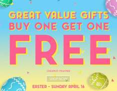 Clintons buy one get one free on multiple items