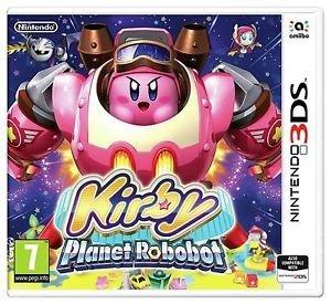 Kirby: Planet Robobot 3DS  £19.99 @ Argos Shop Ebay