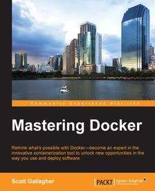 Mastering Docker at Packtpub