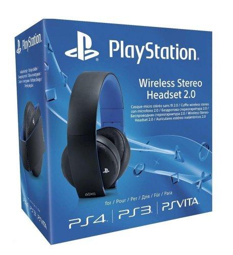 Sony PlayStation Wireless Stereo Headset 2.0 - Black £49.99 @ Amazon