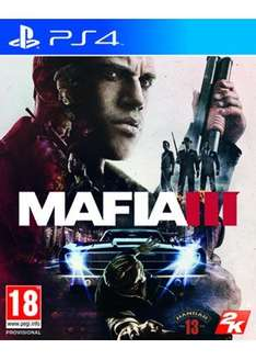 Mafia III (PS4) base.com for £17.49