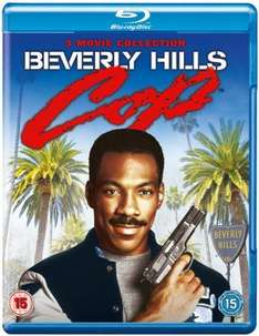 Beverly Hills Cop 1-3 Blu Ray Collection £4.41 / Battlestar Galactica DVD box set £12.82 delivered @ Zoom