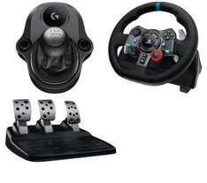 Logitech G29 with Shifter £143.99 (Using code) @ Currys