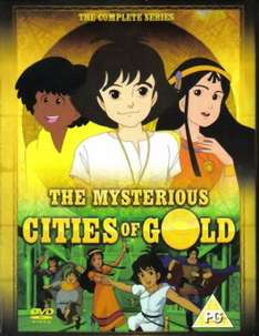 Mysterious Cities of Gold - Season 1 (Original Series) for £14.99 on iTunes