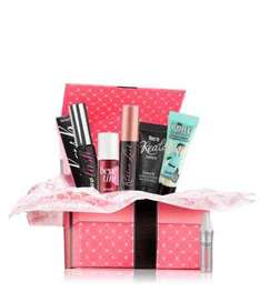 Free Benefit 6 piece gift set with £55 spend