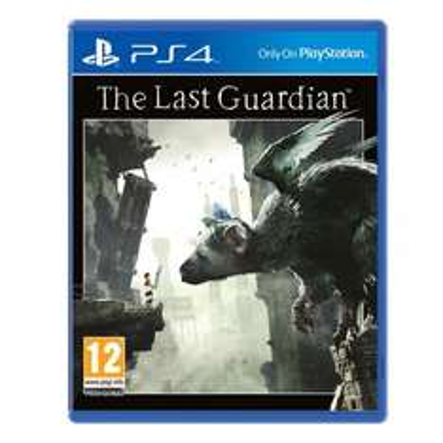 The Last Guardian PS4 £19.99 @ Smyths