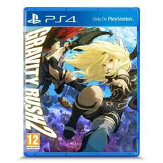 Gravity Rush 2 - £24.99 @ Symths (Click & Collect only)