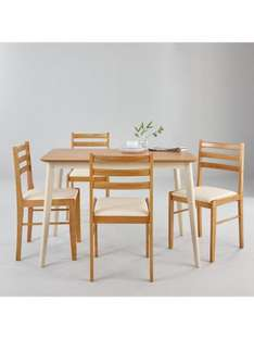 4 seater and 6 seater dining table and chairs reduced lowest £95 see description @ Very
