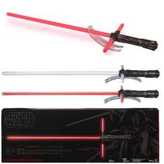 Open box Star Wars Black series Kylo Ren Lightsabers priced at £49.99 each instore @ A1 Toys (Braehead)