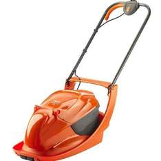 Flymo HoverVac 280 Electric Hover Collect Lawnmower, 1300 W - £49.99 @ Amazon