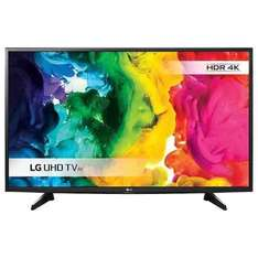 "LG 43UH610V LED HDR 4K Ultra HD Smart TV, 43"" with Freeview HD - £369 @ John Lewis"