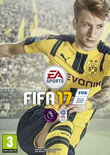 FIFA 17 - PC/ Origin - £15 - Amazon
