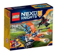 LEGO Nexo Knights Knighton Batttle Blaster 70310 £3.99 from Tesco Direct (Free Click & Collect)