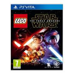 LEGO® Star Wars™: The Force Awakens PS Vita £9.99 @Smyths (Instore Only)