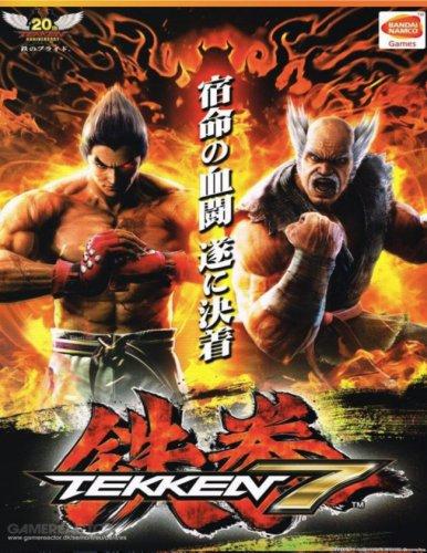Tekken 7 Standard Edition - Steam Pre-order £24.29 @ CDkeys