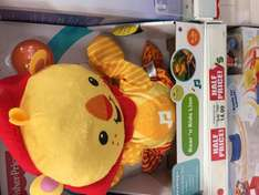 Fisher-Price Roar and Ride Lion - £8.49 - Argos