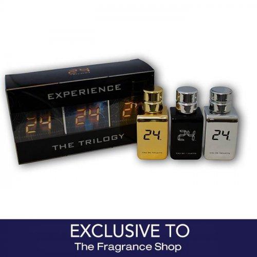 24 24 Eau De Toilette 30ml Gift Set £16.15 @ Fragrance Shop