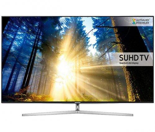 "49"" Samsung KS8000 HDR 10bit TV, 6 Year Guarantee & UBD-K8500 Ultra HD 4K Player - £999 @ Richer Sounds (C&C)"