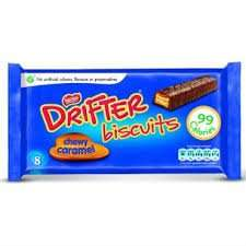 Drifter Biscuits £1.00 instore Iceland