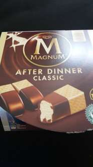 Magnum after dinner classic x 10 for £1 in store Heron Foods