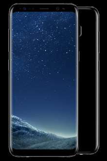 Samsung Galaxy S8 Black on 4GEE Max Plan 15GB £45.99 - £1103.76 (24mths) @ Affordable mobiles