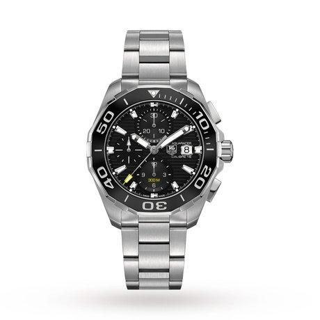 TAG Heuer Aquaracer Mens Watch - £2000 - 25% off @ Goldsmiths