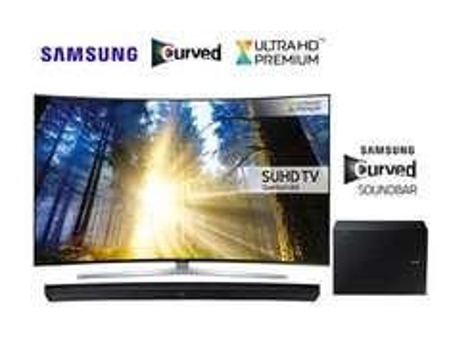 "55"" Samsung Curved TV KS9000 + Curved Soundbar 7500R (save £400) £1599 @ Reliant Direct"