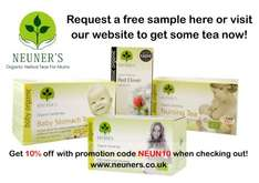 Request some tea samples @ nueners