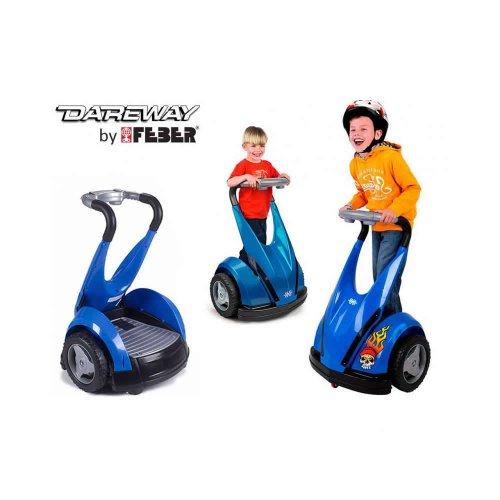 Feber- Dareway 12V Kids Segway @ Amazon Italy £87 delivered
