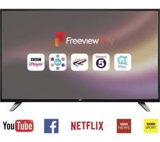 """JVC LT-55C760 55"""" Full HD 1080p Smart LCD TV with Freeview HD Black £399 from Currys / PCworld"""