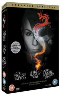 The Girl... Trilogy DVD - Extended Versions (Pre-Owned)  £2.55  MusicMagpie