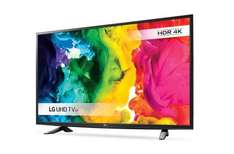 LG 43UH603V - 43 inch 4K Ultra HD Smart LED TV Freeview Play - £349 - Richer Sounds