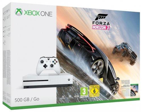 Microsoft Xbox One S 500gb Console with Forza Horizon 3 - £183.60 Delivered - Amazon.de
