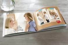 100 page hard back PHOTOBOOK @ wowcher £15.00 / £18.99 delivered