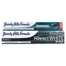 Beverly Hills Formula Activated Charcoal Toothpaste 125ml £2.49 @ Savers