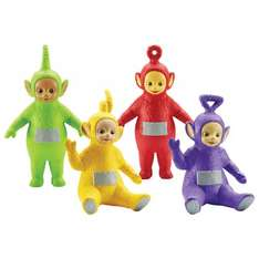 Teletubbies pack of 4  £5.59 @ John Lewis - £2 c&c