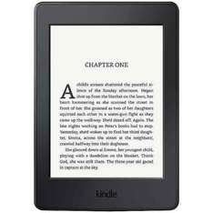 Kindle Paperwhite Black & White WiFi with Special Offers £89.95 with 2 year warranty @ John Lewis (£89.99 @ Amazon & Argos)