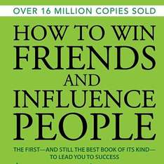 Kindle: How to win friends & influence people. £0.88 + £1 AV credit @ Amazon