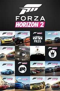 Forza Horizon 2 Complete Add-Ons Collection - £18.37 (With Gold) @ Xbox