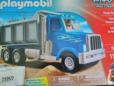 playmobil city action dump truck £4.75 instore at tesco in St Helens