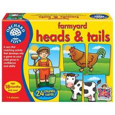 Orchard Games reduced in store £5.25 at Sainsbury's