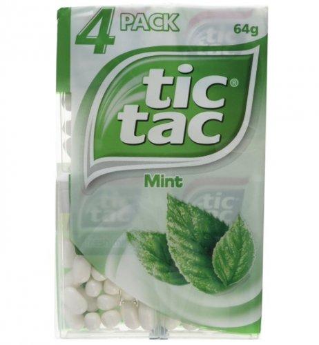 Tic Tac Fresh Mint (Pack of 10) £6.73 @ Amazon - Add on item