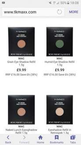 Mac makeup from £9.99 @ TK Maxx