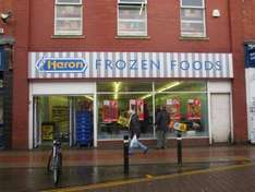50% off all Chilled and Frozen Food on Saturday 22nd April instore @ Heron Leigh