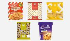 Coop Frozen £5 Meal deal (starts 19th April) SFC chicken, fries, corn cobs, onion rings, cadbury icecream @ coop