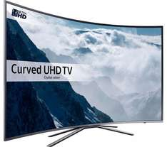 SAMSUNG UE55KU6500 @ rgbdirect £599 only.  55 Inch Series 6 Ultra HD 4K Smart Curved LED TV  Free gold plated HDMI cable