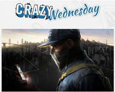 Watch_Dogs 2 Standard Edition on PC for £16.35 or Gold Edition for £29.09 @ Ubisoft Store